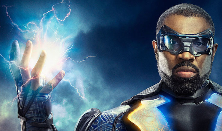 Blog Post Featured Image - Black Lightning Returns with a Focus on Consequences
