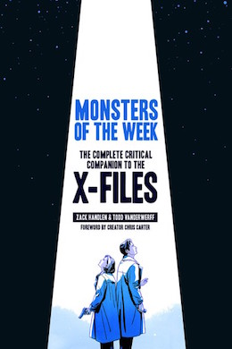 Blog Post Featured Image - Monsters of the Week Sweepstakes!