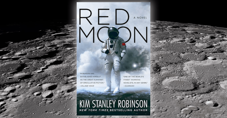 red moon by kim stanley robinson - photo #2