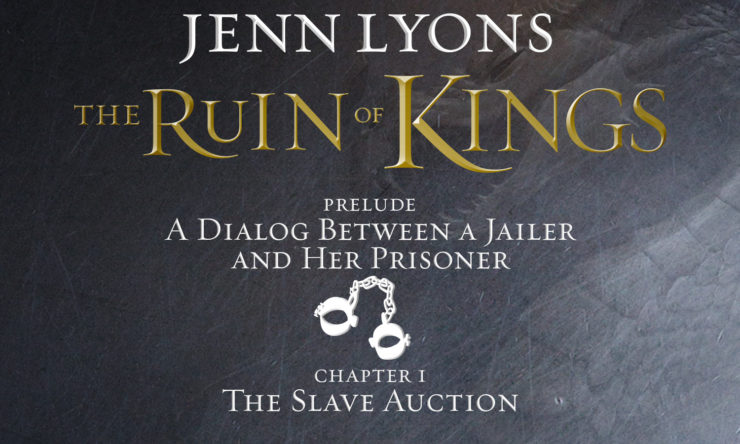 Blog Post Featured Image - The Ruin of Kings by Jenn Lyons: Prologue and Chapter 1