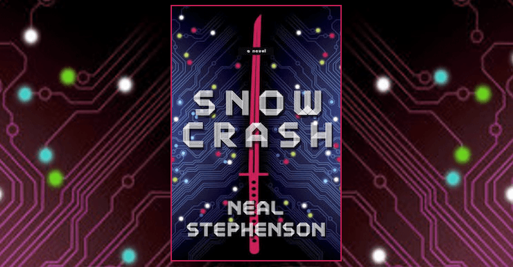Blog Post Featured Image - Snow Crash Showed Me the Power of Physical Books