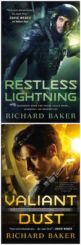 Breaker of Empires series by Richard Baker
