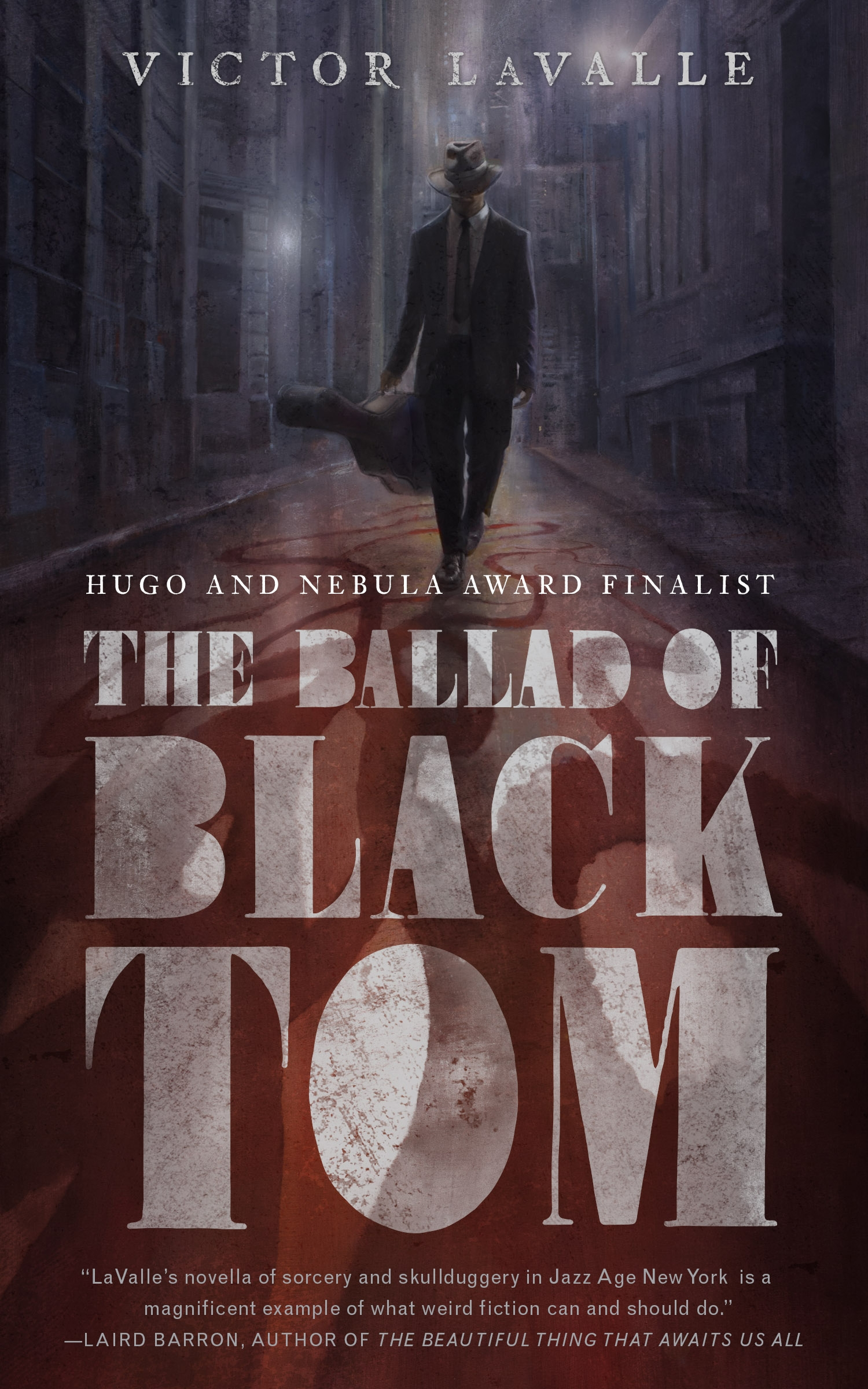 Download a Free Ebook of The Ballad of Black Tom by Victor