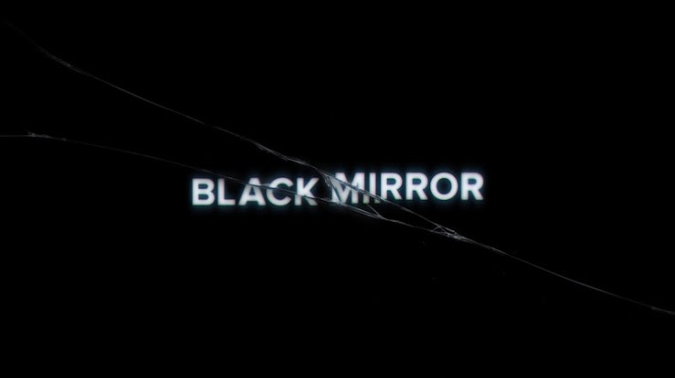 Black Mirror title card