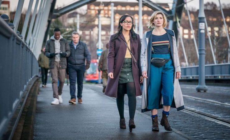 Doctor Who, Arachnids in the UK