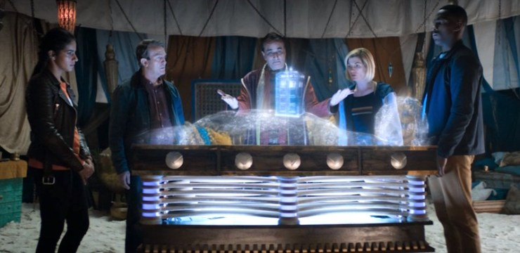 Doctor Who, season 11, The Ghost Monument