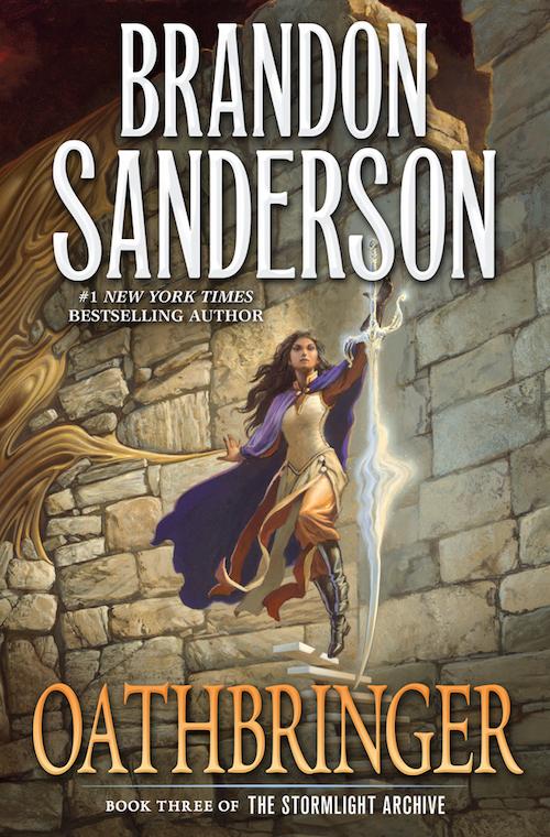 Oathbringer Brandon Sanderson The Stormlight Archive