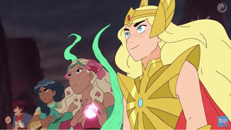 She-Ra and the Princesses of Power NYCC 2018 season 1 trailer