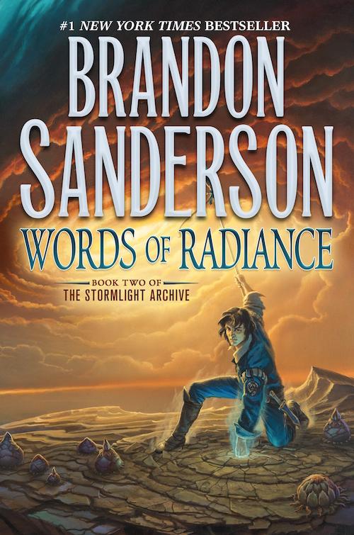 Words of Radiance Brandon Sanderson The Stormlight Archive