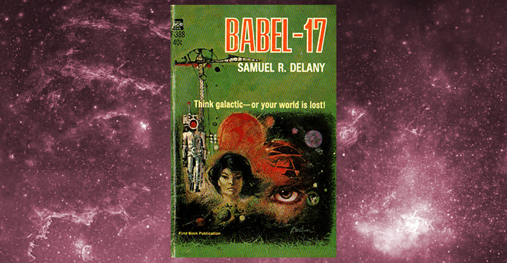 QUILTBAG+ Speculative Classics: Babel-17 by Samuel R. Delany