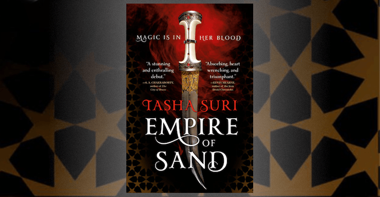 Blog Post Featured Image - Power and Compassion: Empire of Sand by Tasha Suri