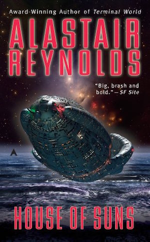 Six SF Novels (and One Song) Built Around Space Travel and