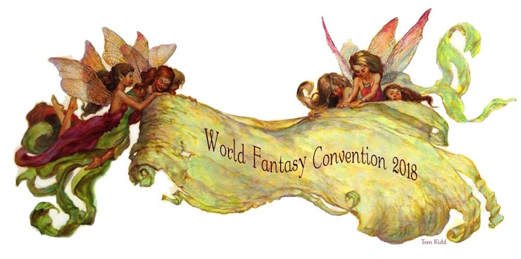 Announcing the 2018 World Fantasy Award Winners