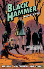 Black Hammer adaptation Jeff Lemire Dean Ormston