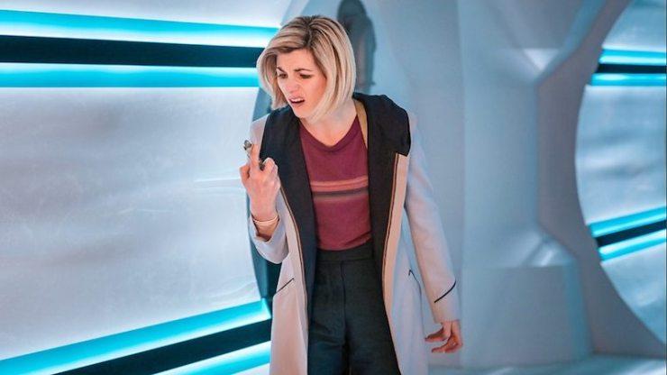 Doctor Who, The Tsuranga Conundrum