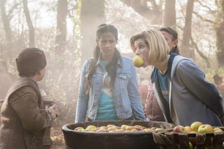 Doctor Who, The Witchfinders