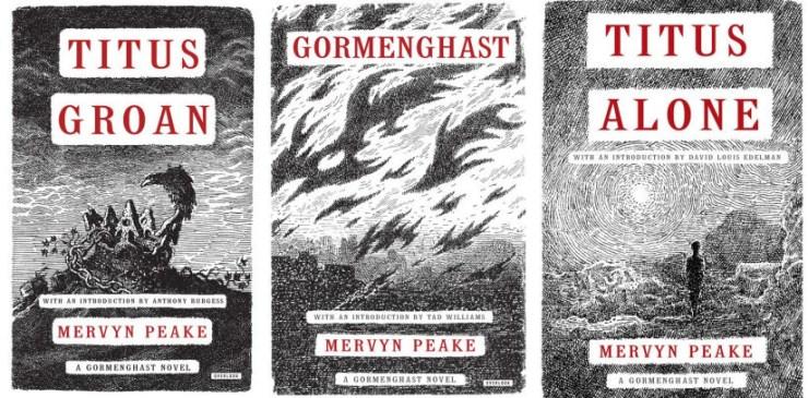 Gormenghast TV adaptation Neil Gaiman Toby Whithouse Akiva Goldsman