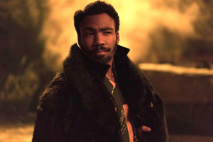 Lando Calrissian, Solo