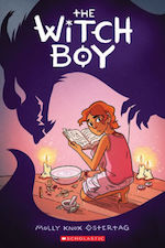 The Witch Boy adaptation Molly Knox Ostertag