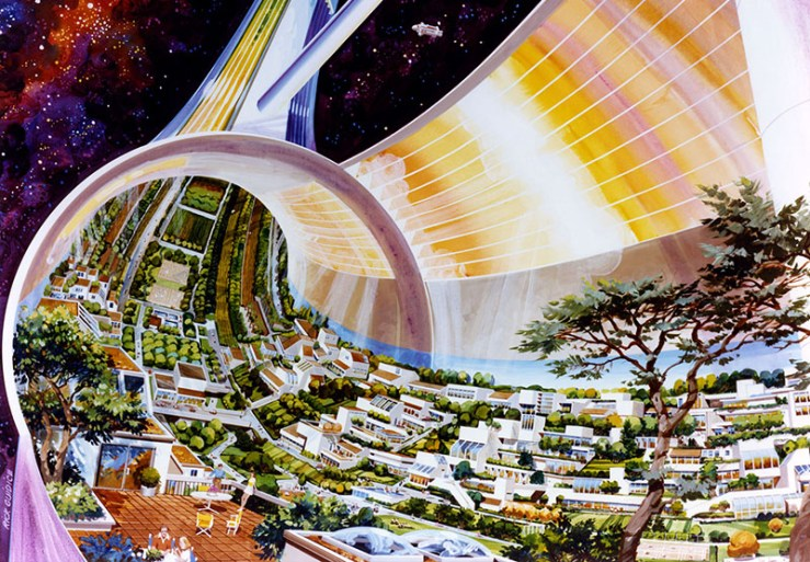 Blog Post Featured Image - A Brief History of the Megastructure in Science Fiction
