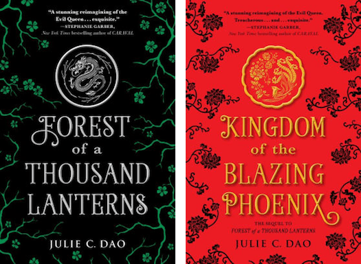 Blog Post Featured Image - Destiny and Choices: Julie Dao's Rise of the Empress Duology