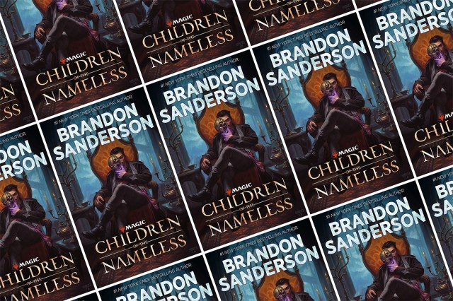 Read Brandon Sanderson's New Magic: The Gathering Novella Free on