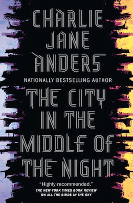 The City in the Middle of the Night Sweepstakes!