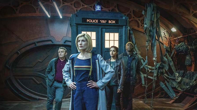 """The Universe Will Surprise You: Doctor Who, """"The Battle of"""