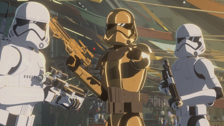 Star Wars Resistance, season 1