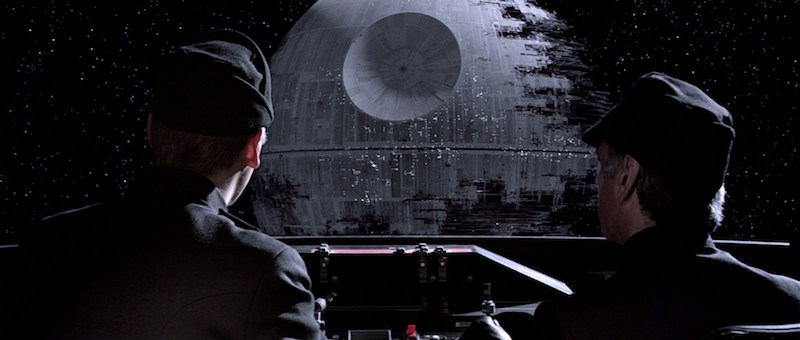 All Technology in the Star Wars Universe Is Designed for Death
