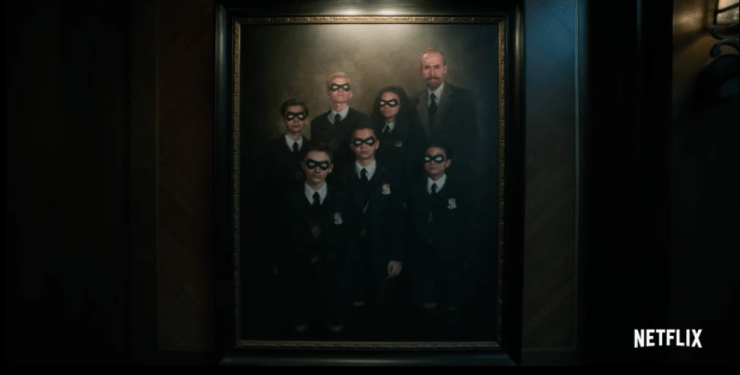 Blog Post Featured Image - Watch the First Teaser for Netflix's The Umbrella Academy