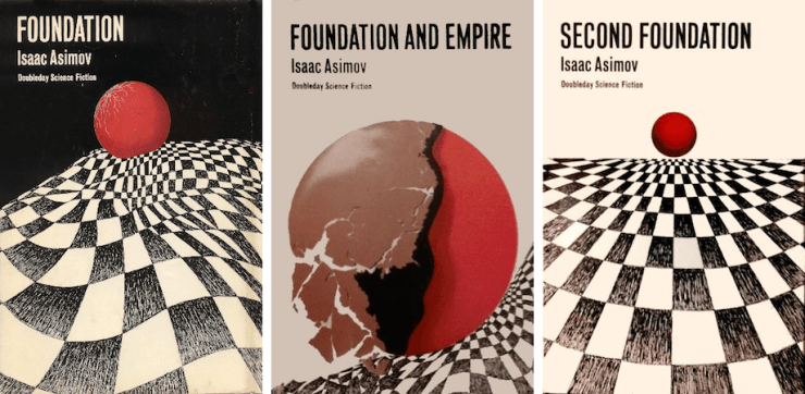 The Encyclopedia Galactica and the Enlightenment Roots of Asimov's Foundation