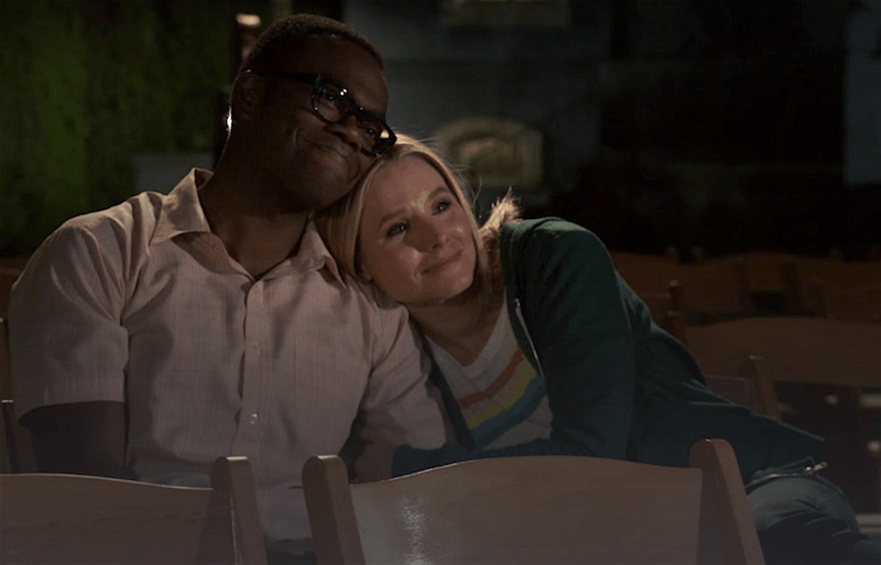 Why The Good Place Has Television's Most Divine Will They/Won't They