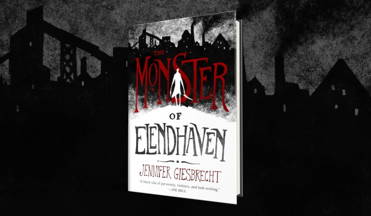 The Monster of Elendhaven Jennifer Giesbrecht