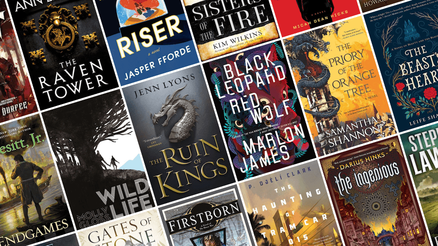 All the New Fantasy Books Coming Out in February! | Tor com