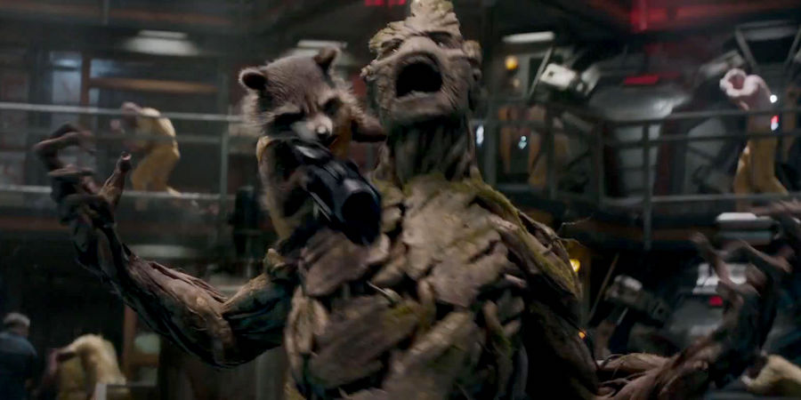 "I am Groot"" — Guardians of the Galaxy 
