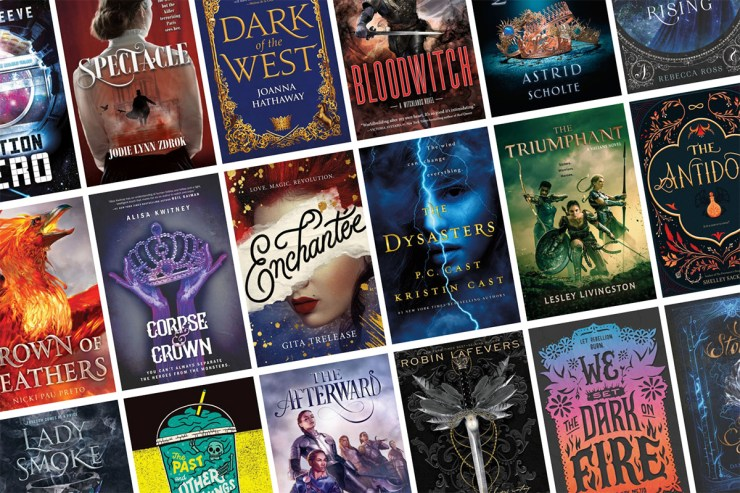 New young adult books coming out in February 2019