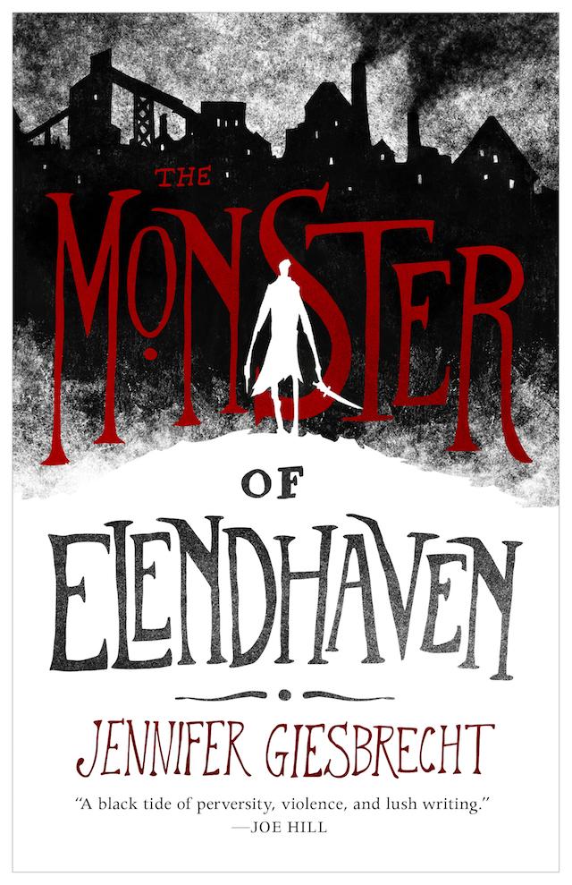 The Monster of Elendhaven Jennifer Giesbrecht