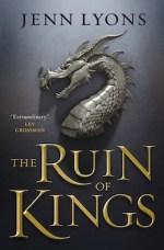 The Ruin of Kings Jenn Lyons