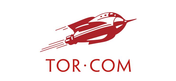Tor.com logo card
