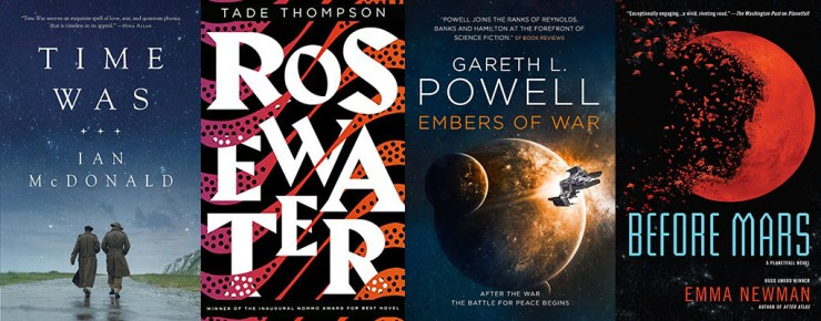 Blog Post Featured Image - Announcing the 2018 BSFA Award Finalists