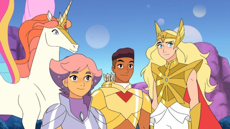 Blog Post Featured Image - We're Gonna Win In The End: The Subversive Queer Triumph of She-Ra