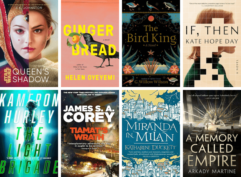 Spring 2019 Books We Cannot Wait to Read! | Tor com