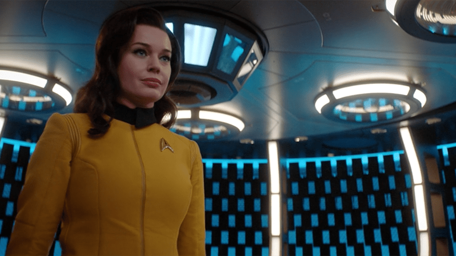 "Space Oddity — Star Trek: Discovery's ""An Obol for Charon"