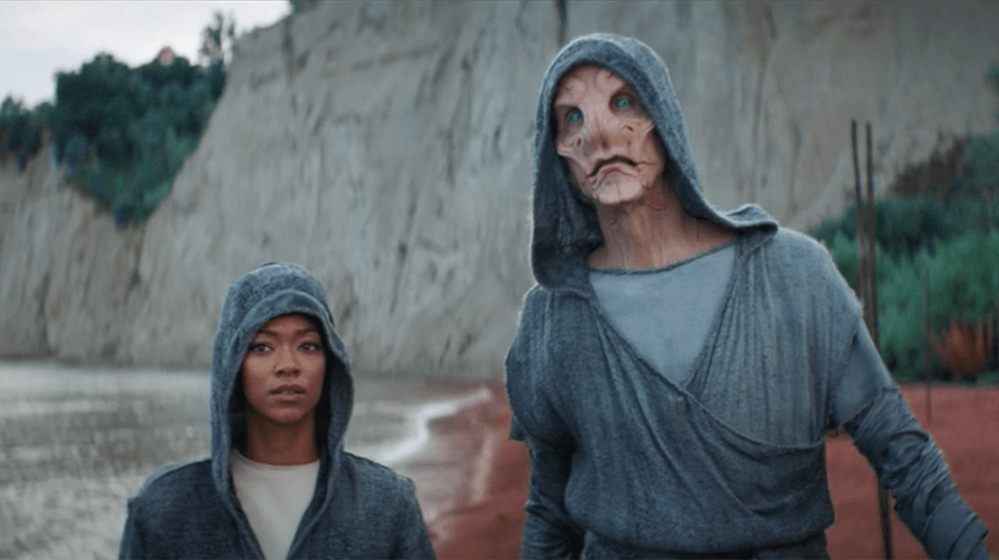 "You brought that hope back with you"" — Star Trek: Discovery's ""The"