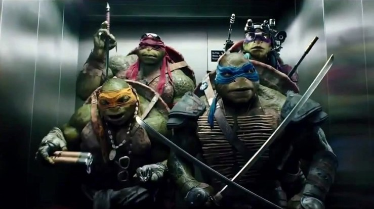 Blog Post Featured Image - Half-Assed in a Half-Shell — Teenage Mutant Ninja Turtles (2014)