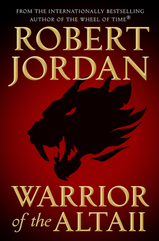 Cover to Warrior of the Altaii by Robert Jordan
