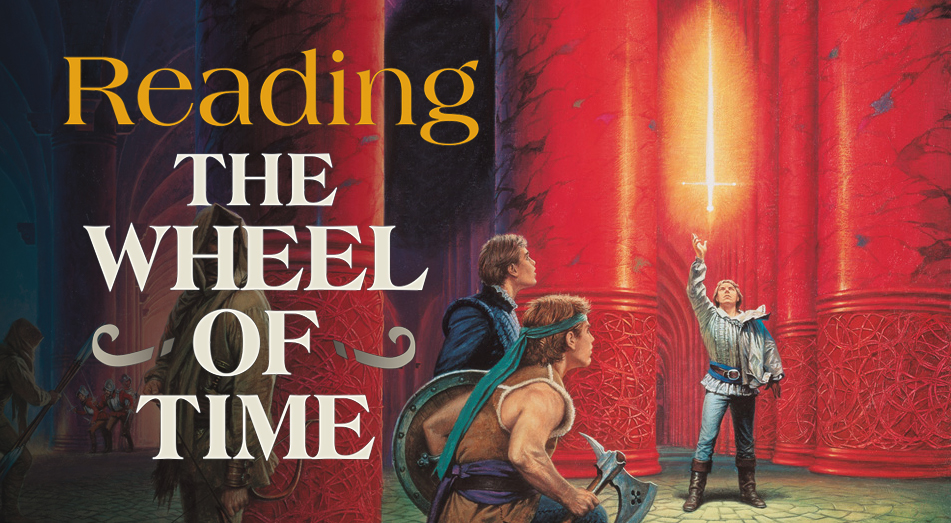 Reading the Wheel of Time: Farmer's Weapons and Library