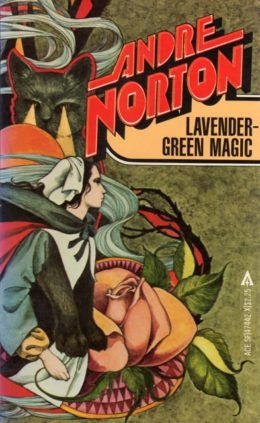 Blog Post Featured Image - A Whole Different Kind of Time Travel: Andre Norton's Lavender-Green Magic
