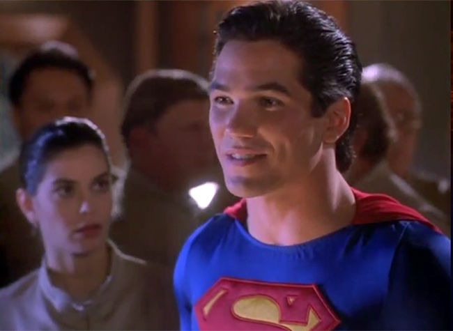 "Blog Post Featured Image - ""I just want you to meet a super guy"" — Lois & Clark: The New Adventures of Superman"